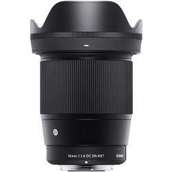 Obiettivo Sigma 16mm F1.4 DC DN Contemporary per Sony E-Mount