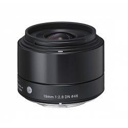 Obiettivo Sigma 19mm F2.8 DN Art Sony E-mount Nero