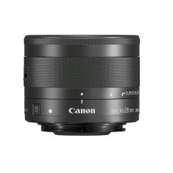 Obiettivo Canon EF-M 28mm f/3.5 Macro IS STM per EOS M