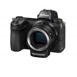 Fotocamera Nikon Z7 body solo corpo + adattatore FTZ Z-Mount