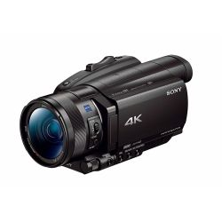 Videocamera Sony FDR-AX700 4K Camcorder [MENU ENG]