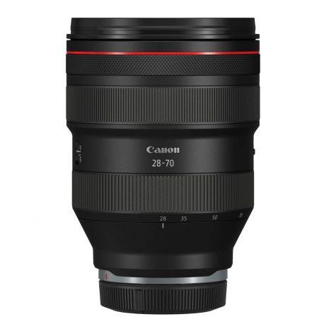 Obiettivo Canon RF 28-70mm f/2L USM per EOS R