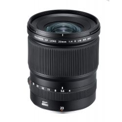Obiettivo FUJINON GF 23mm F4 R LM WR per Fuji Fujifilm G-Mount