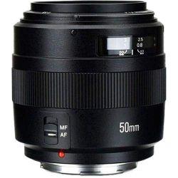Obiettivo Yongnuo YN-50mm f/1.4 per Canon