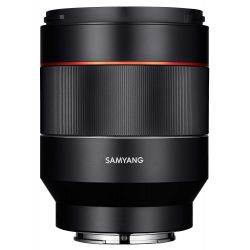 Obiettivo Samyang 50mm f/1.4 AS UMC AF Auto Focus per Sony E-Mount