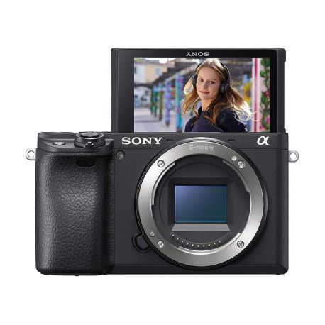 Fotocamera Sony Alpha A6400 Body Nero [MENU ENG]