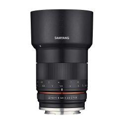 Obiettivo Samyang 85mm f/1.8 ED UMC CS per Canon EOS M