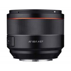 Obiettivo Samyang AF Autofocus 85mm F1.4 EF per Canon