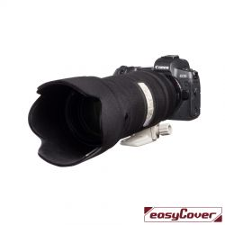 Easycover custodia in neoprene nero per obiettivo Canon EF 70-200mm f/2.8 IS II USM Lens Oak