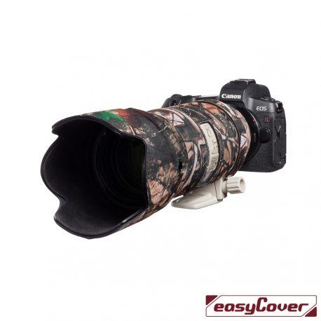 Easycover custodia in neoprene forest camo per obiettivo Canon EF 70-200mm f/2.8 IS II USM Lens Oak