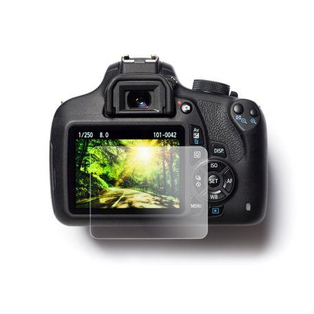 Screen protector EasyCover protezione schermo in PET per Canon 4000D