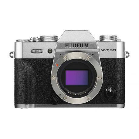 Fotocamera Fuji Fujifilm X-T30 solo corpo macchina argento