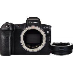 Fotocamera Canon EOS R body solo corpo + adattatore EF-EOS R PRONTA CONSEGNA