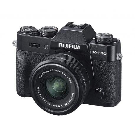 Fotocamera Fuji Fujifilm X-T30 Kit 15-45mm F3.5-5.6 OIS PZ nero