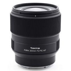Obiettivo Tokina FiRIN 20mm f/2 FE Auto Focus per Sony E-mount