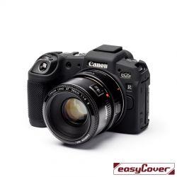 EasyCover custodia protettiva in silicone camera case per Canon EOS RP nero