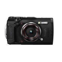 Fotocamera Compatta Subacquea Olympus Tough TG-6 Nero