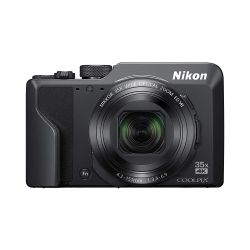Fotocamera Nikon Coolpix A1000 Nero