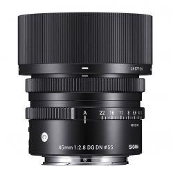 Obiettivo Sigma 45mm F2.8 DG DN Contemporary per Sony E-Mount
