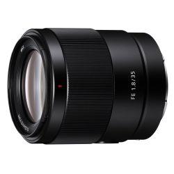 Obiettivo Sony FE 35mm F1.8 SEL35F18F