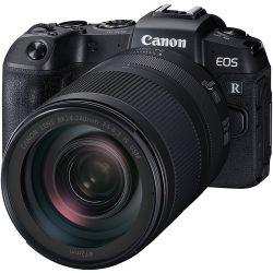 Fotocamera Canon EOS RP kit RF 24-240mm + adattatore EF-EOS R