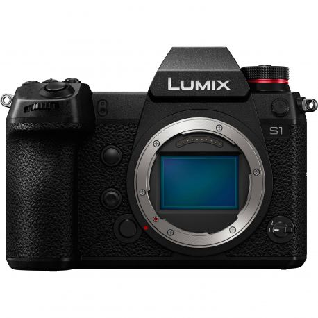 Fotocamera Panasonic Lumix DC-S1 Mirrorless Full-Frame Body [MENU ENG]