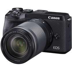 Fotocamera Mirroless Canon EOS M6 Mark II kit 18-150mm IS STM