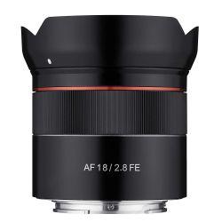 Obiettivo Samyang AF Autofocus 18mm F2.8 FE per Sony E-Mount