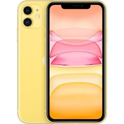 Smartphone Apple iPhone 11 64GB Giallo