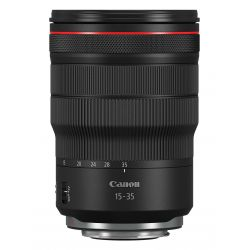 Obiettivo Canon RF 15-35mm F2.8L IS USM per mirrorless EOS R