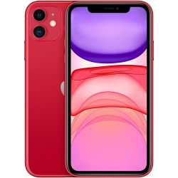 Smartphone Apple iPhone 11 64GB Rosso (PRODUCT) RED