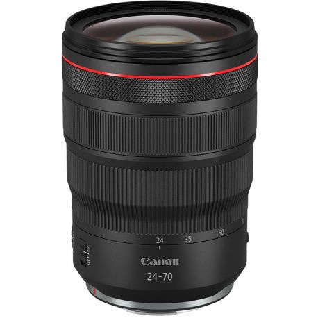 Obiettivo Canon RF 24-70mm f/2.8L IS USM per mirrorless EOS R