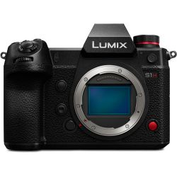 Fotocamera Panasonic Lumix DC-S1H Mirrorless Full-Frame Body [MENU ENG]
