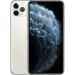 Smartphone Apple iPhone 11 Pro Max 512GB Argento Silver