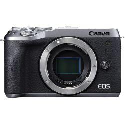 Fotocamera Mirroless Canon EOS M6 Mark II body silver