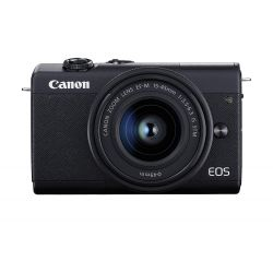 Fotocamera Mirrorless Canon EOS M200 kit 15-45mm IS STM