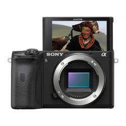 Fotocamera Sony Alpha A6600 ILCE-6600 Body [MENU ENG]