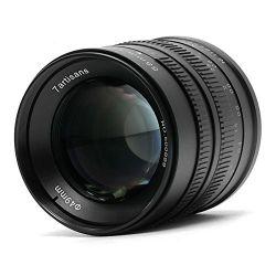 Obiettivo 7Artisans 55mm F/1.4 APS-C per fotocamere mirrorless Canon M
