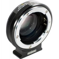 Anello adattatore Metabones da Nikon G a Micro 4/3 Speed Booster XL 0.64x