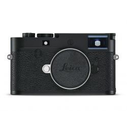 Fotocamera Mirrorless Leica M10-P Body Nero