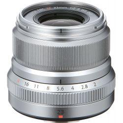 Obiettivo FUJINON XF 23mm F2 R WR Silver per Fuji Fujifilm PRONTA CONSEGNA