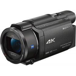 Videocamera Sony FDR-AX53 4K Ultra HD [MENU ENG]