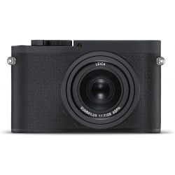 Fotocamera Mirrorless Leica Q-P kit Summilux 28mm f/1.7 Nero