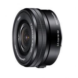 Obiettivo Sony E 16-50mm F3.5-5.6 PZ OSS SEL-P1650 E-Mount *BULK* PRONTA CONSEGNA