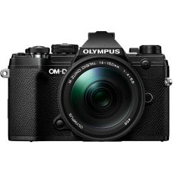Fotocamera Olympus OM-D E-M5 Mark III kit 14-150mm II Nero