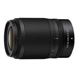Obiettivo Nikon NIKKOR Z DX 50-250mm F/4.5-6.3 VR (Retail)