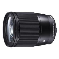 Obiettivo Sigma 16mm F1.4 DC DN Contemporary per Canon EF-M
