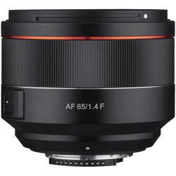 Obiettivo Samyang AF Autofocus 85mm F1.4 FE per Sony E-Mount