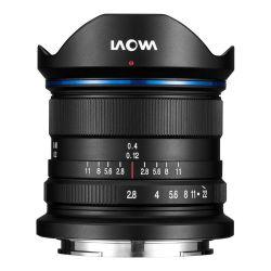 Obiettivo Laowa Venus 9mm F/2.8 Zero-D per Canon EOS M