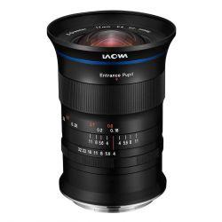 Obiettivo Laowa Venus 17mm f/4 Ultra-Wide GFX Zero-D per Fujifilm G-Mount